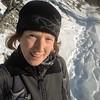 <b>15 December 2012</b>  Solo run along shore of Lake Minnewanka. Hurrah, sun!