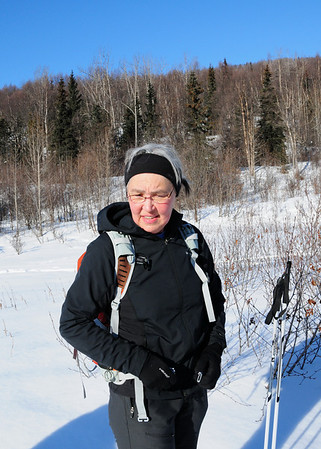 Peter's Creek Trail, 26 Feb 11