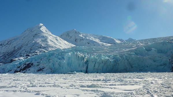 Portage Glacier, 25 March 14