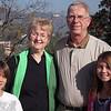 Cameron, Grandma, Grandpa & Emi