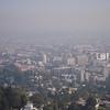 City of Hollywood below