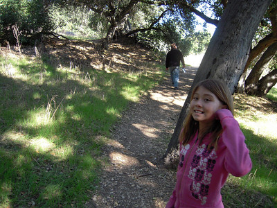 """Emi saying...""""come on grampa....only 2 miles to the top"""""""