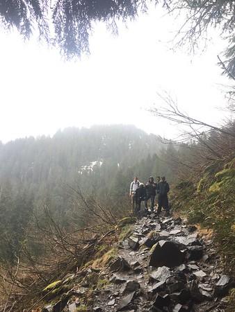 Hiking Trip 4/22