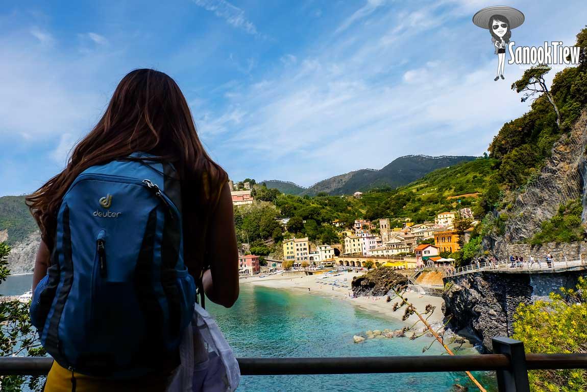 Vernazza ไป Monterosso