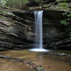 "I found this waterfall in 2006 and named it ""Sweet Thing on Slickum""."