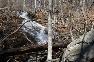Hiking Cowrock Creek