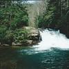 Hemlock Falls; March 1998