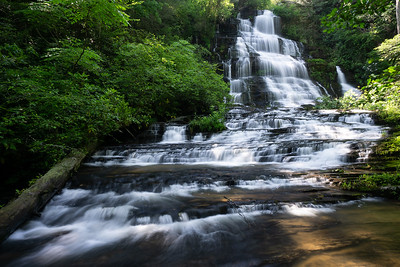 Hike to Sids Falls and Sparkle Falls