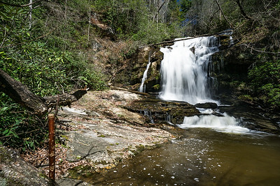 Lower Falls on Sarahs Creek