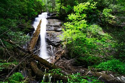 Martha Falls and Twin Falls