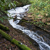 """This first significant waterfall on England Camp Branch is located around the 1990 foot elevation.  Read the description of my earlier hike for some directions to this twisting cascade  <a href=""""https://mtnimages.smugmug.com/Hiking-With-Mtnimages/England-Camp-Branch-A-Beginning/"""">https://mtnimages.smugmug.com/Hiking-With-Mtnimages/England-Camp-Branch-A-Beginning/</a>"""