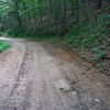 The road shows signs of recent grading and would certainly be drivable.