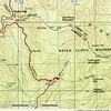Here is the topo with the track.