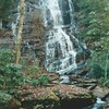 Horse Trough Falls.  November, 1997.  That tree hasn't grown much in 18 years!