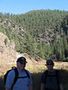 378 Bob & Tom start on Mickelson Trail
