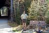 381b Ed on break at Mickelson Trail