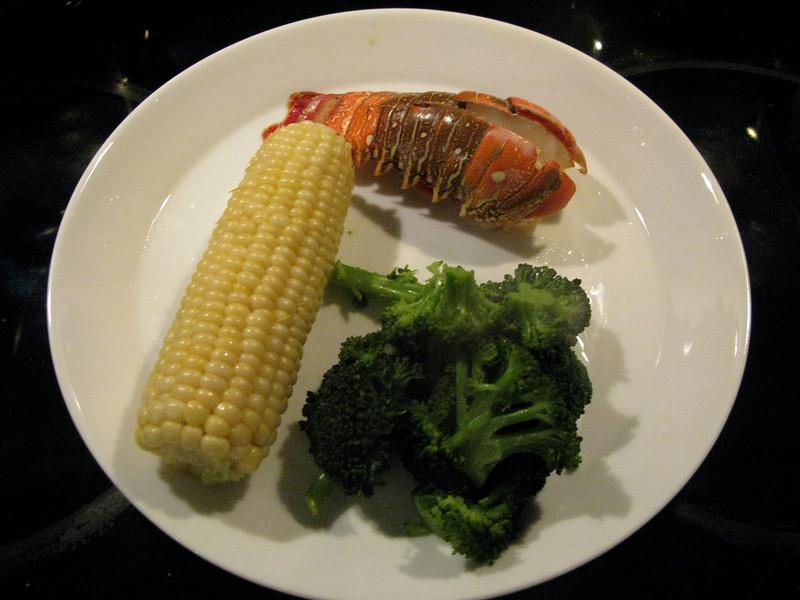 mmmmmmmmmmm  dinner :-)