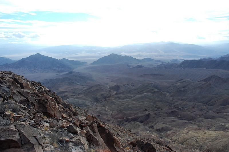 Jubilee Peak  (center)