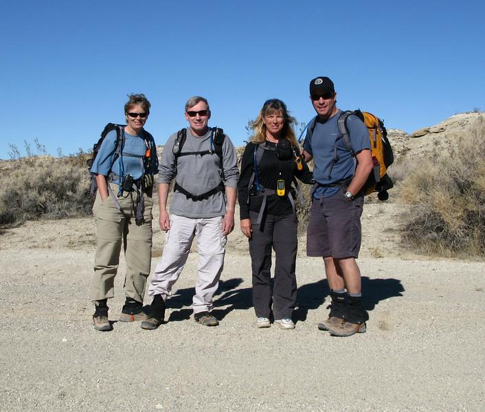Ready to hike Black Mountain