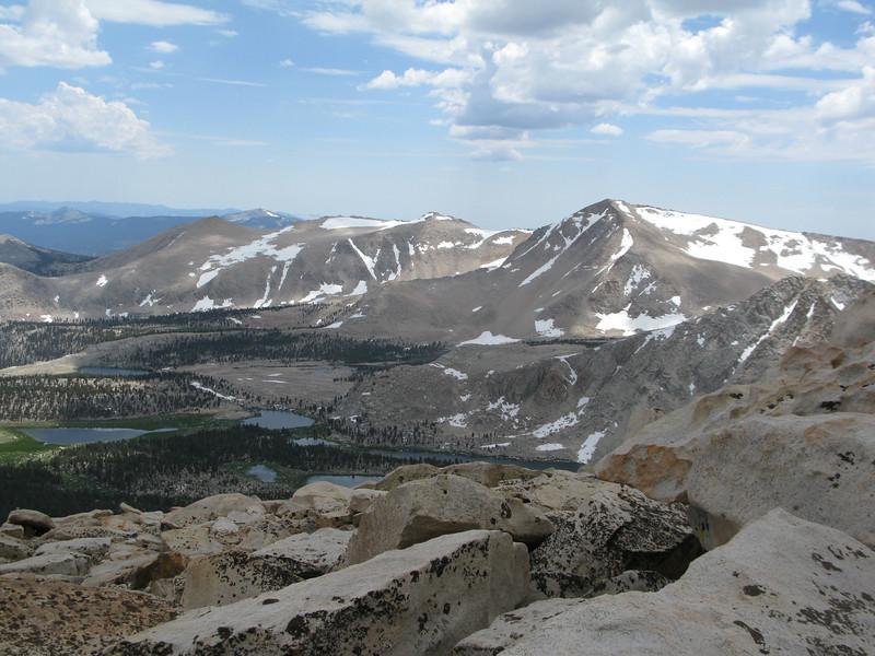 Trailmaster,  Peak 12525, Cirque