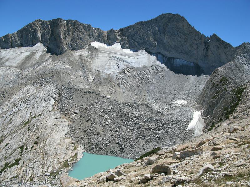 The high lake