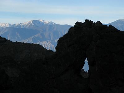 Schwaub Peak  1-17-15