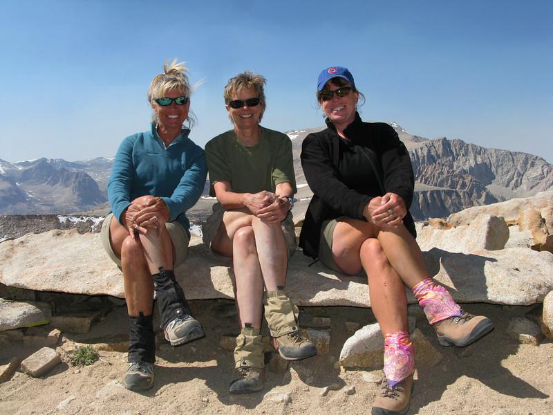 such proper summiteers!