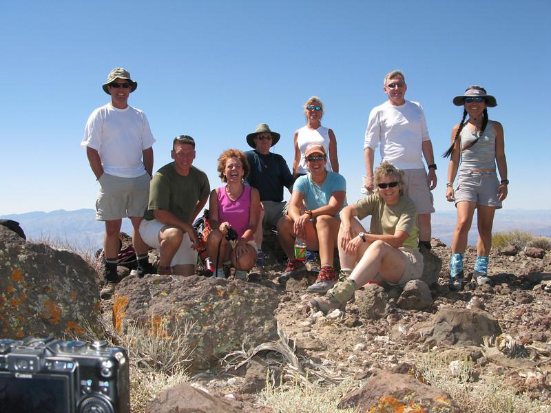 Summit shot with G9!