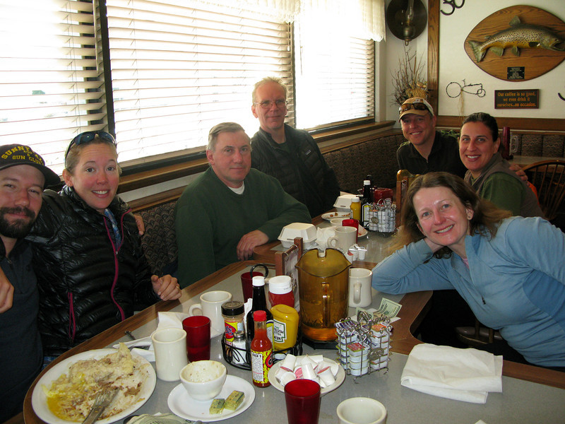 Breakfast at Jack's!  Great weekend !