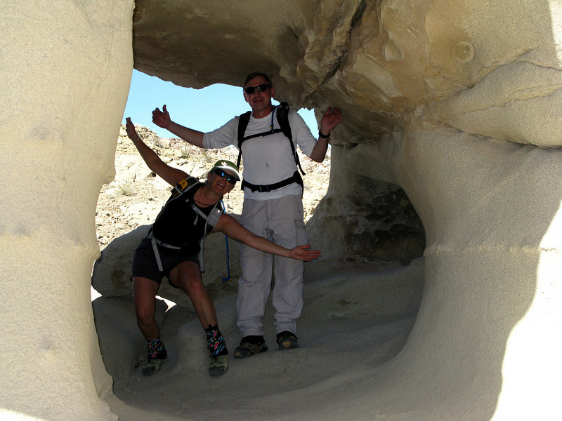 silly shot inside main cave