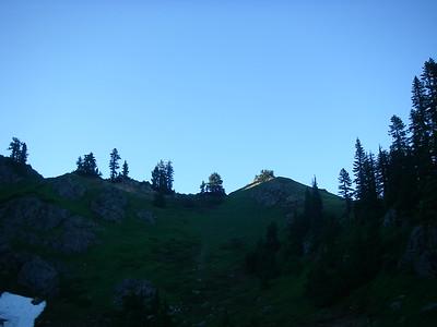 Rampart Ridge Camping July 2013