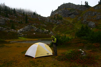 Rampart Ridge, Sept. 09