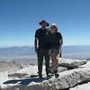 Linda and myself