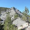 Ridge Line to Pine Mountain.