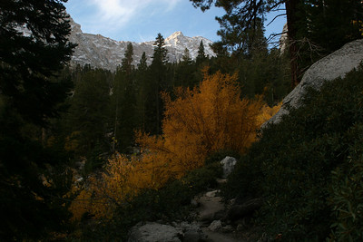 Whitney Main Trail 10-15 to 10-16