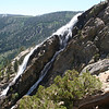 We chose to stay on the trail.  Another view of Horse Tail Falls.