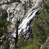 Horse Tail Falls coming out of Agnew Lake.