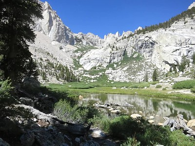 Whitney Mountaineer's Route July 15-17