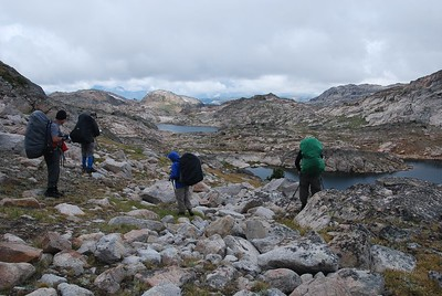 Beartooths Backpack 2009