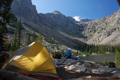 Elbow Lake Backpack Aug08