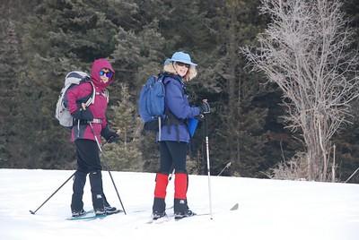 Langhor Ski Redux 24Jan09