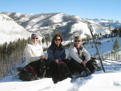 MWA Snowbank Snowshoe 2014