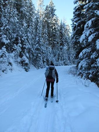 Snowbank Ski 28Feb09