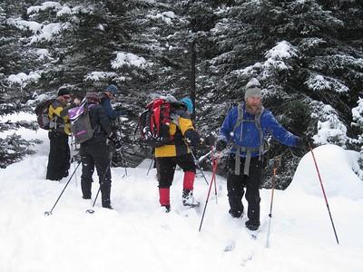 Wildlife Tracking Ski 3Mar2012