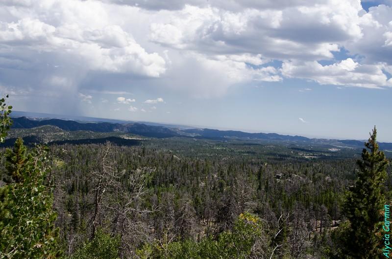 Overlooking the Range