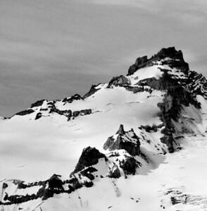 Burroughs Mountain at Mt Rainier - July 10th '11
