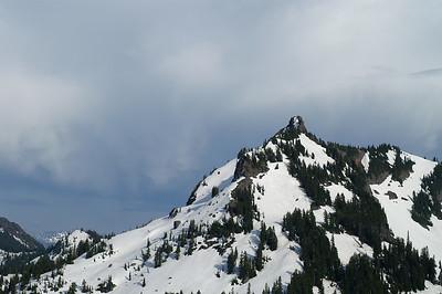 Chinook Pass ski tour - June '07