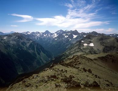 Gray Wolf Ridge
