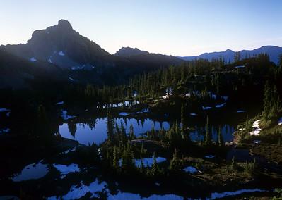 Rampart Ridge - July '01