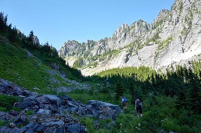 Vesper Peak - June 2015
